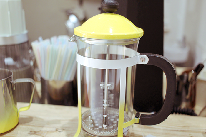 コーヒー器具の販売